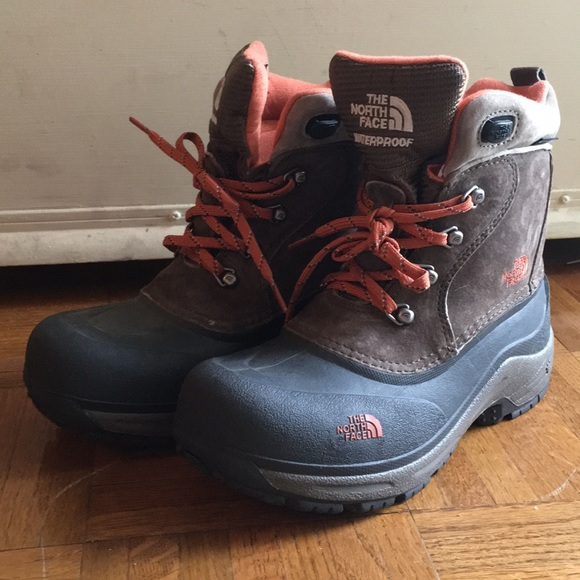 525febc13 North face Heatseeker Waterproof boots